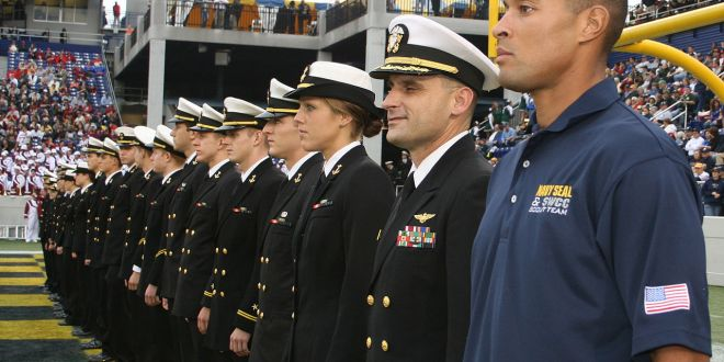 A Navy SEAL explains how the '40% rule' can help you succeed | Business Insider