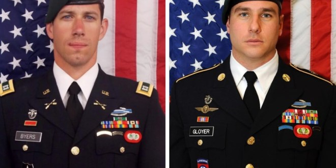 Background on 2 Green Berets killed in Afghanistan raid | Stripes