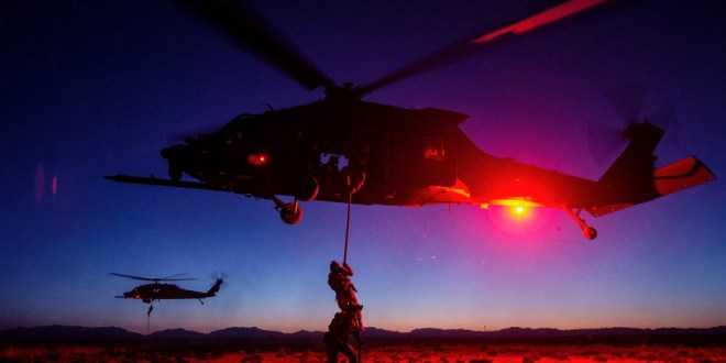 Report advises changes on how special operators are used | Stripes