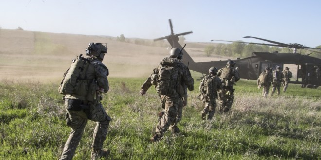 Special Operations Forces in the Gray Zone | RealClearDefense