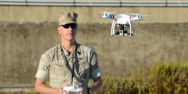 New in 2017: Nano-drones for grunts | MarineCorpsTimes