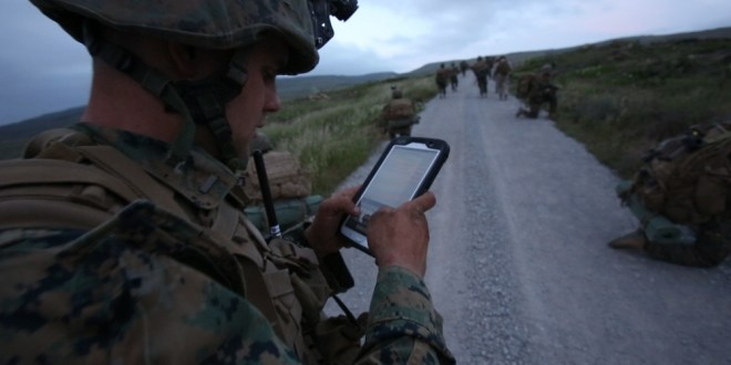 Marines Will Use Smartphones To Call For Artillery Support | Task & Purpose