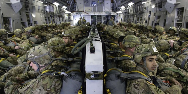 Largest deployment of U.S. troops since Cold War arrives in Germany | UPI.com
