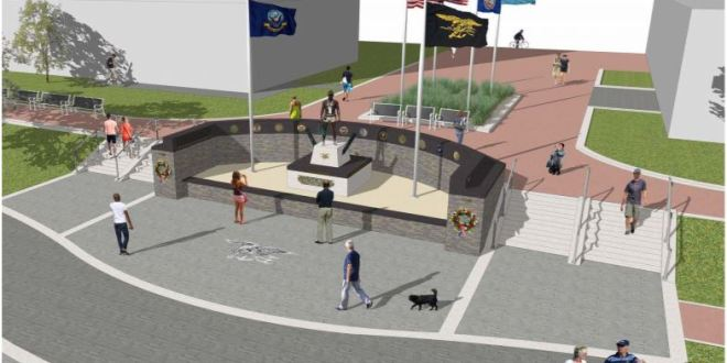 Navy SEAL monument in the works for the Virginia Beach Boardwalk | pilotonline.com