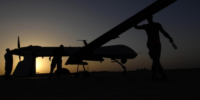 Target ISIS: Inside the Predator war against the world's most ruthless terrorists   Air Force Times