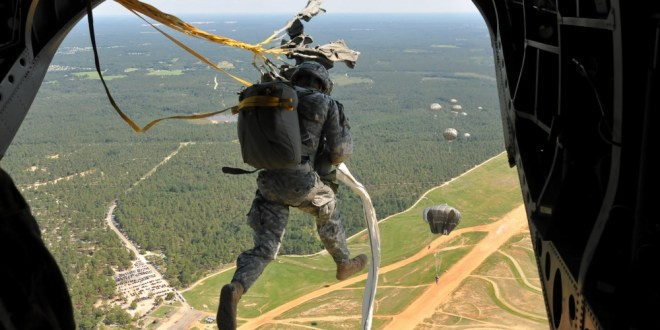 After 43 years, the Army is finally recognizing this paratrooper's PTSD | ArmyTimes