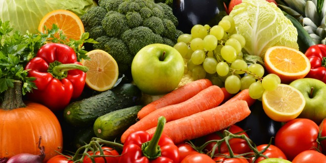 Why you should eat 10 portions of fruit or vegetables a day | KurzweilAI