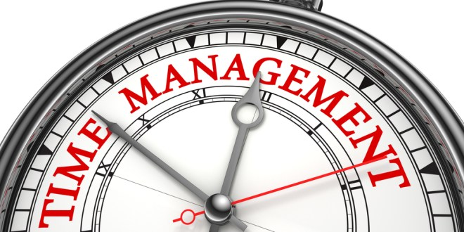 10 Time Management Hacks We Need to Master | The Huffington Post