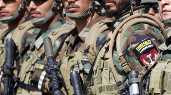 Afghans plan to double special forces from 17,000 as threats grow | Reuters