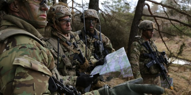 Special Operations Troops From 15 Countries Conduct Allied Spirit VI | U.S. DEPARTMENT OF DEFENSE