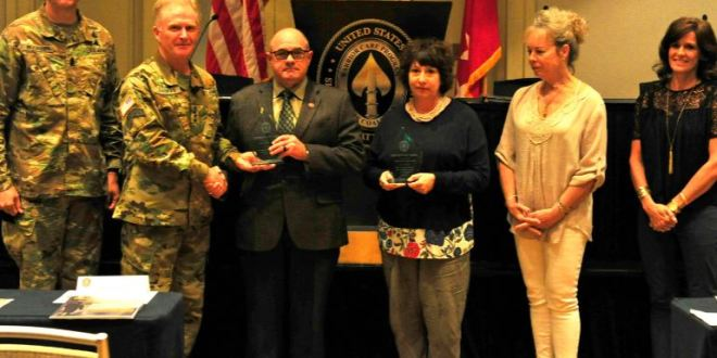 Task Force Dagger Foundation Receives US Special Operations Command's Patriot Award for Significant and Enduring Support | prweb