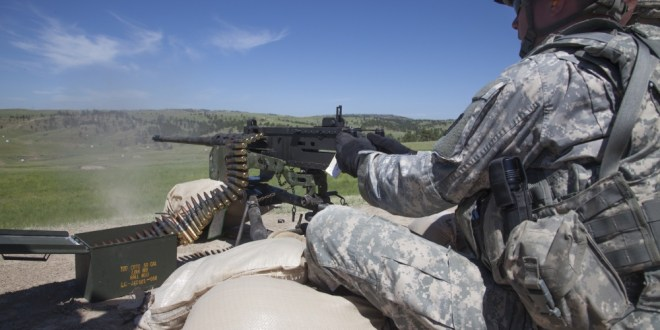 Army Future Program Merges .50-Cal Machine Gun & Mk 19 Grenade Launcher into 1 Weapon | Scout