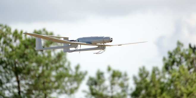 Morphing drone takes off like a helicopter, flies like a plane | New Scientist