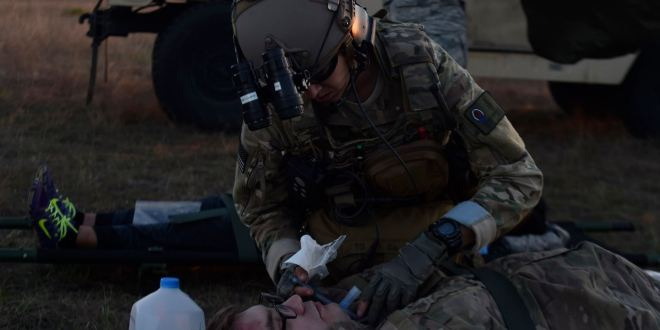 Air Force special ops medics to test freeze-dried plasma on the battlefield | Air Force Times