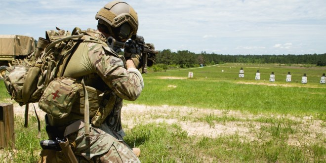 US Wants New Personal Weapon for Special Ops | Scout