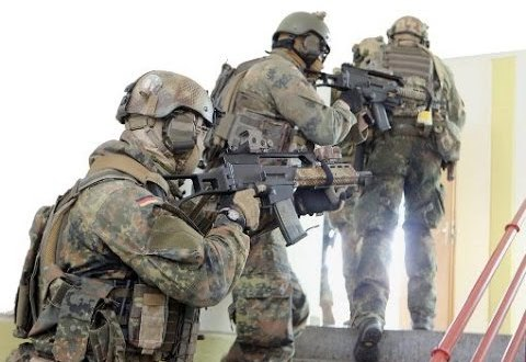 German special forces raid migrant camp to stop planned terror attack | Dennis Michael Lynch