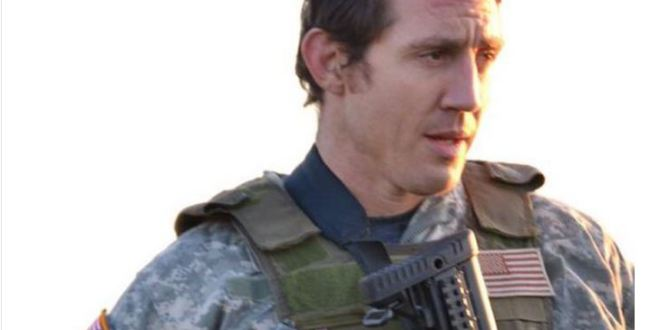 Tim Kennedy reenlists in Special Forces, praises U.S. dropping 'mother of all bombs' | ArmyTimes