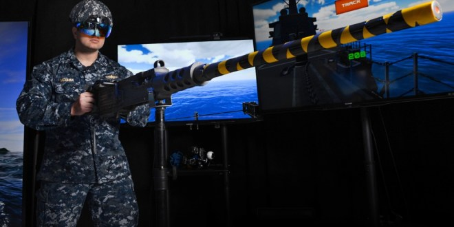 The Navy tests new augmented reality helmet, automation | Defense Systems