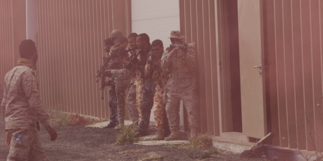 US and GCC special operators tactical drills: terrorist hotel attacks, active shooters | DVIDS