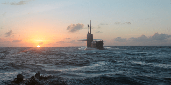 Submarine that carries US Navy SEALs arrived off coast of North Korea | Business Insider
