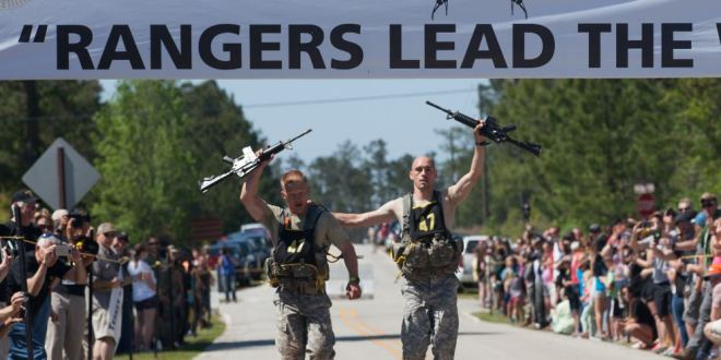Meet all the muscle men competing in this year's Best Ranger Competition | ArmyTimes