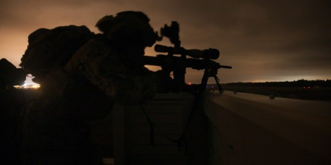 The Army just picked this new sniper rifle   We Are The Mighty