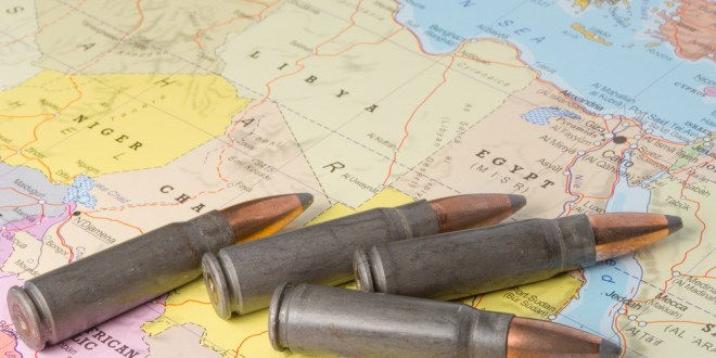 African Solutions to African Problems: #Reviewing Composite Warfare | The Bridge