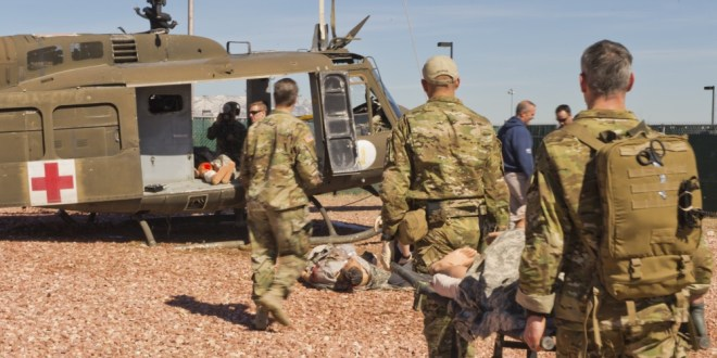 Special Operations Medics Refine Tactical Combat Casualty Care | DVIDS