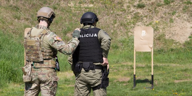 U.S. and Slovenian SOF train Serbian Special Anti-Terrorism Unit | DVIDS