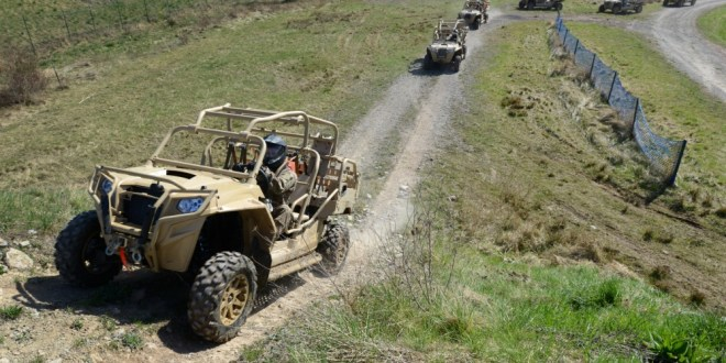 All-terrain vehicles enhance 82nd Airborne Division's movement capabilities | Fayobserver