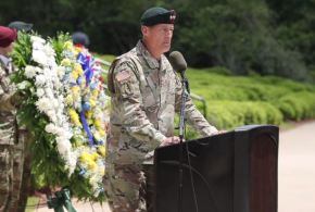 Seven fallen Army Special Forces soldiers honored in ceremony at Fort Bragg   News & Observer