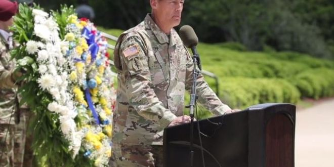 Seven fallen Army Special Forces soldiers honored in ceremony at Fort Bragg | News & Observer