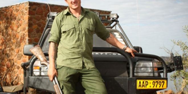 Former special forces sniper now protects endangered rhinos | Business Insider