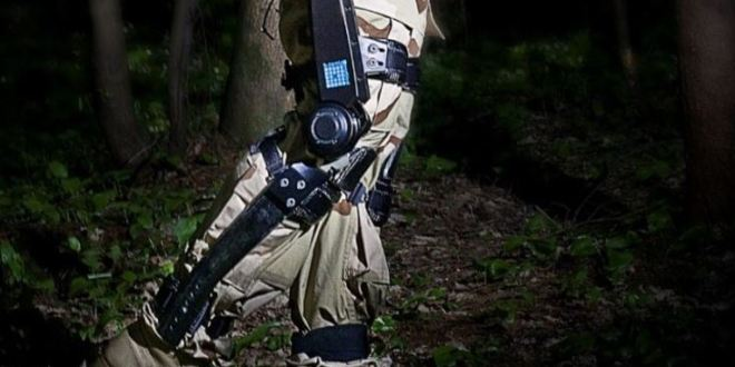 Lockheed Exoskeleton Gives Troops A Leg Up, Literally | Breaking Defense