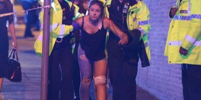 At least 19 people dead following 'terrorist incident' at Ariana Grande concert in Manchester | The Washington Post