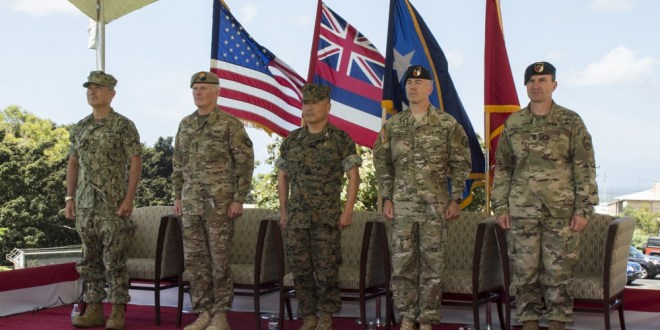 Special Operation Command, Pacific Change of Command | DVIDS
