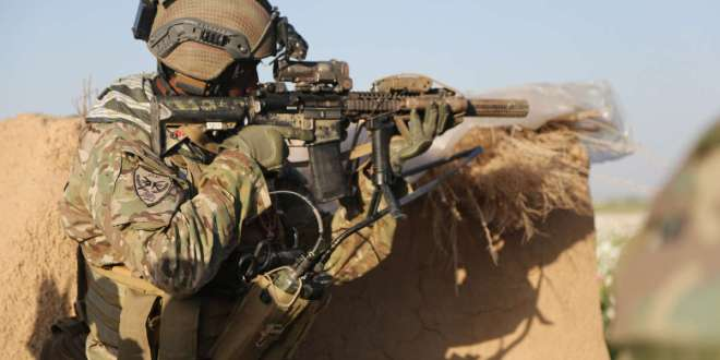 This Shadowy Afghan Unit Fights Alongside America's Most Elite Forces   The Drive
