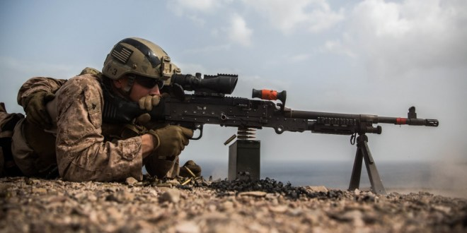 Is This SOCOM And The Marines' Next Long-Range Machine Gun? | Task & Purpose