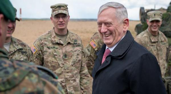 Mattis: 'Annihilation Tactics' Being Used Against ISIS | Military.com