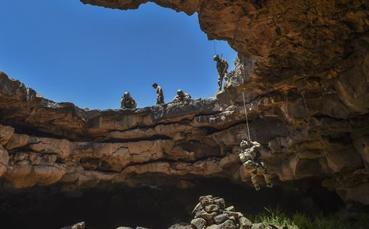 USAF Special Tactics trains to lead, build partnership in Jordan | U.S. Air Force