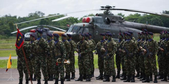 Colombian Army activates new Special Forces Battalion | Shephard Media