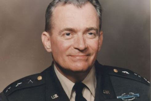 Warrior, diplomat and academic: Lt. Gen. Samuel V. Wilson dies at age 93 | Fayobserver