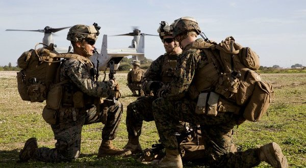Special Operations Now Primary Mission for Marines in Africa | Military.com
