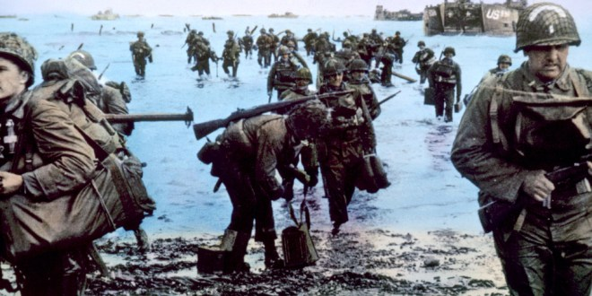 D-Day: Rangers Lead The Way | Havok Journal