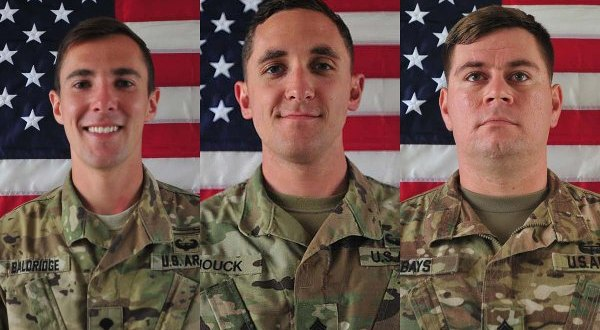 US Troops Slain in Suspected Insider Attack in Afghanistan Identified | Military.com