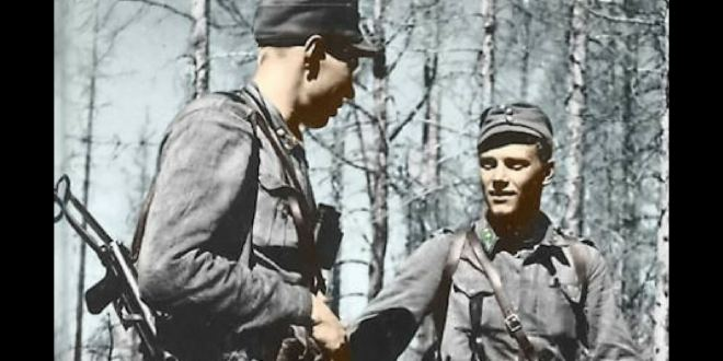 The US Special Forces Major who fought in the SS | War History Online