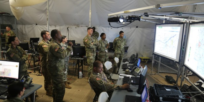 US Army Looking to Integrate Network Soldiers with Tactical Units | Defense One