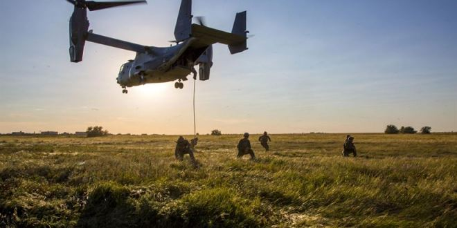 U.S. Special Operations Forces Train With Ukrainian Counterparts | U.S. DEPARTMENT OF DEFENSE