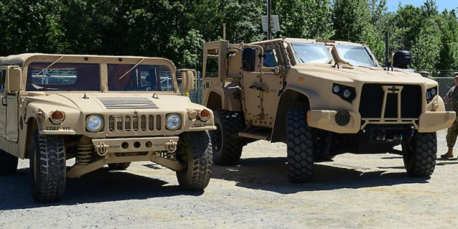 The Air Force And SOCOM Are Reportedly Eyeing The New JLTV | Task & Purpose