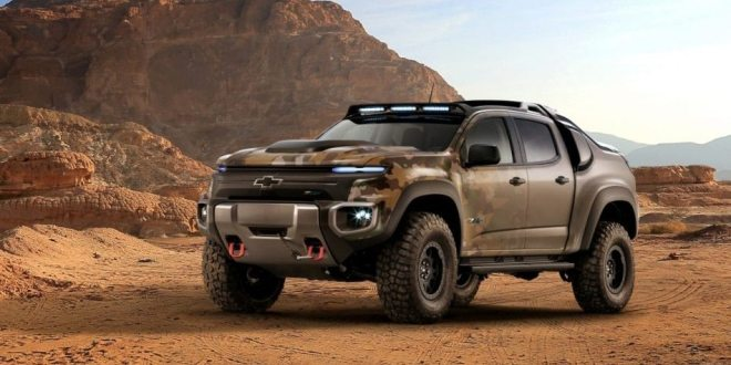 Army begins testing off-road vehicle powered by hydrogen fuel cell | ArmyTimes